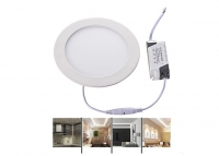 Светильник LED Downlight 6W slim (round)