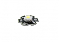 LED 1W White Star 110 Lm BIN1