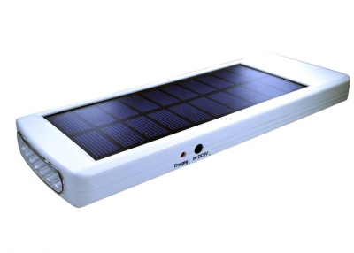 Solar Reading and Torch Light